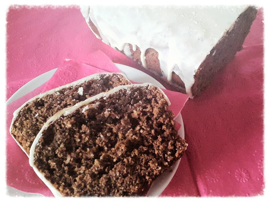 Schoko Kokos Kuchen Krauter Genuss