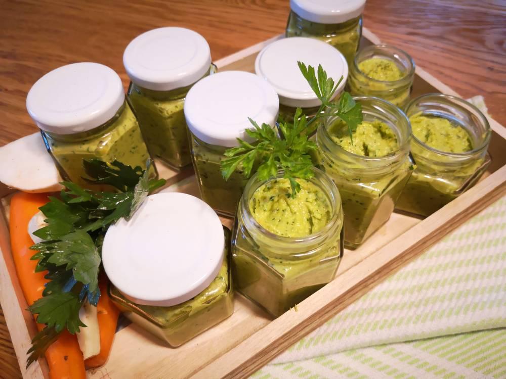 Gemüsewürze Würzpaste selbst gemacht